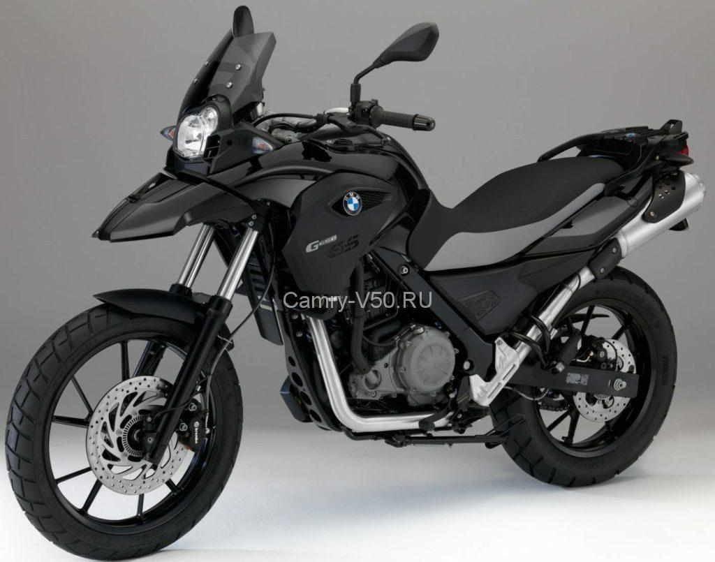 Обзор BMW G 650 X country1