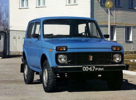 Нива ВАЗ 2121