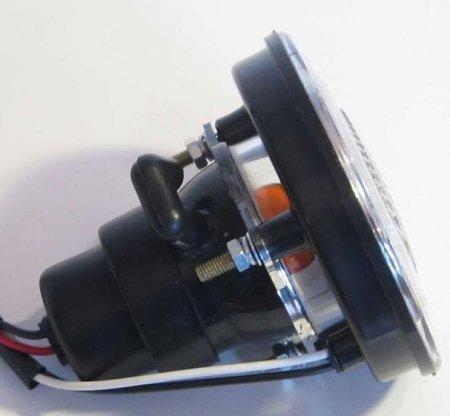 установка круглых фар на ВАЗ 2112