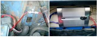 Подсоединение проводов от саба и колонок к рессиверу ВАЗ 2105, ВАЗ 2107