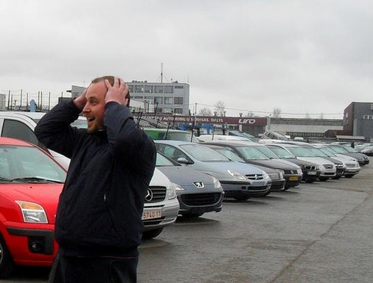 купить автомобиль в Литве