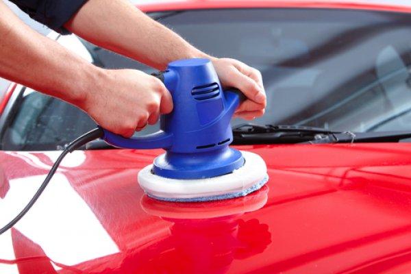 Как правильно отполировать свой автомобиль