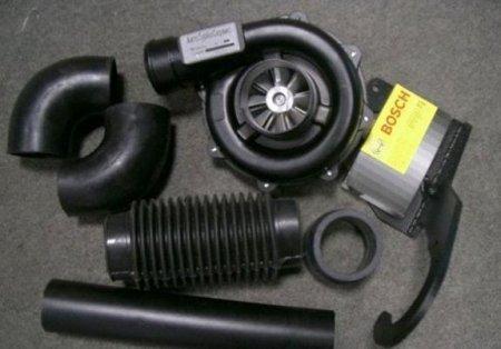 установка компрессора ВАЗ 2111