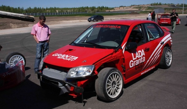 Лада Гранта, Lada Granta Sport