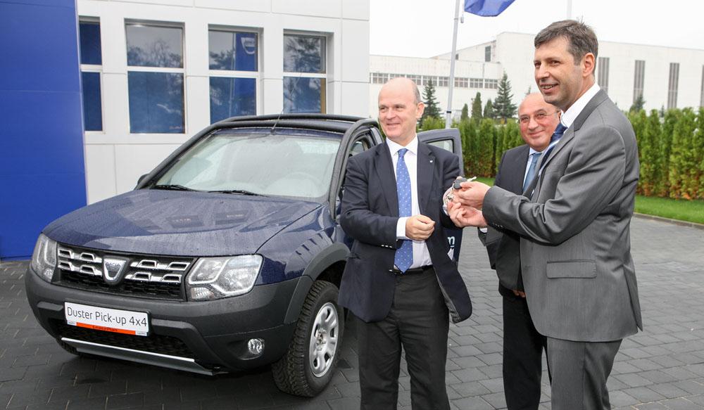 На заводе Dacia новое руководство