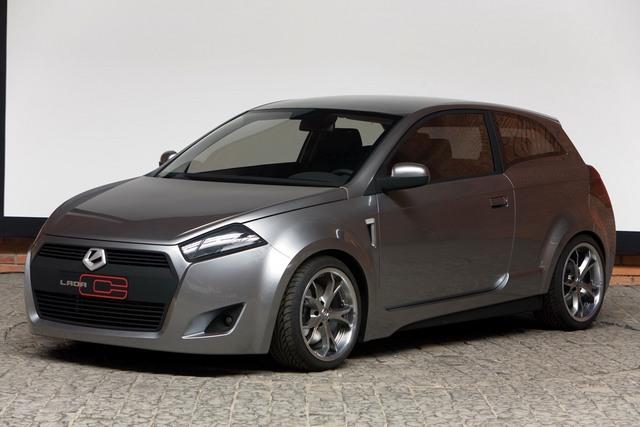 Новое купе от АвтоВАЗ