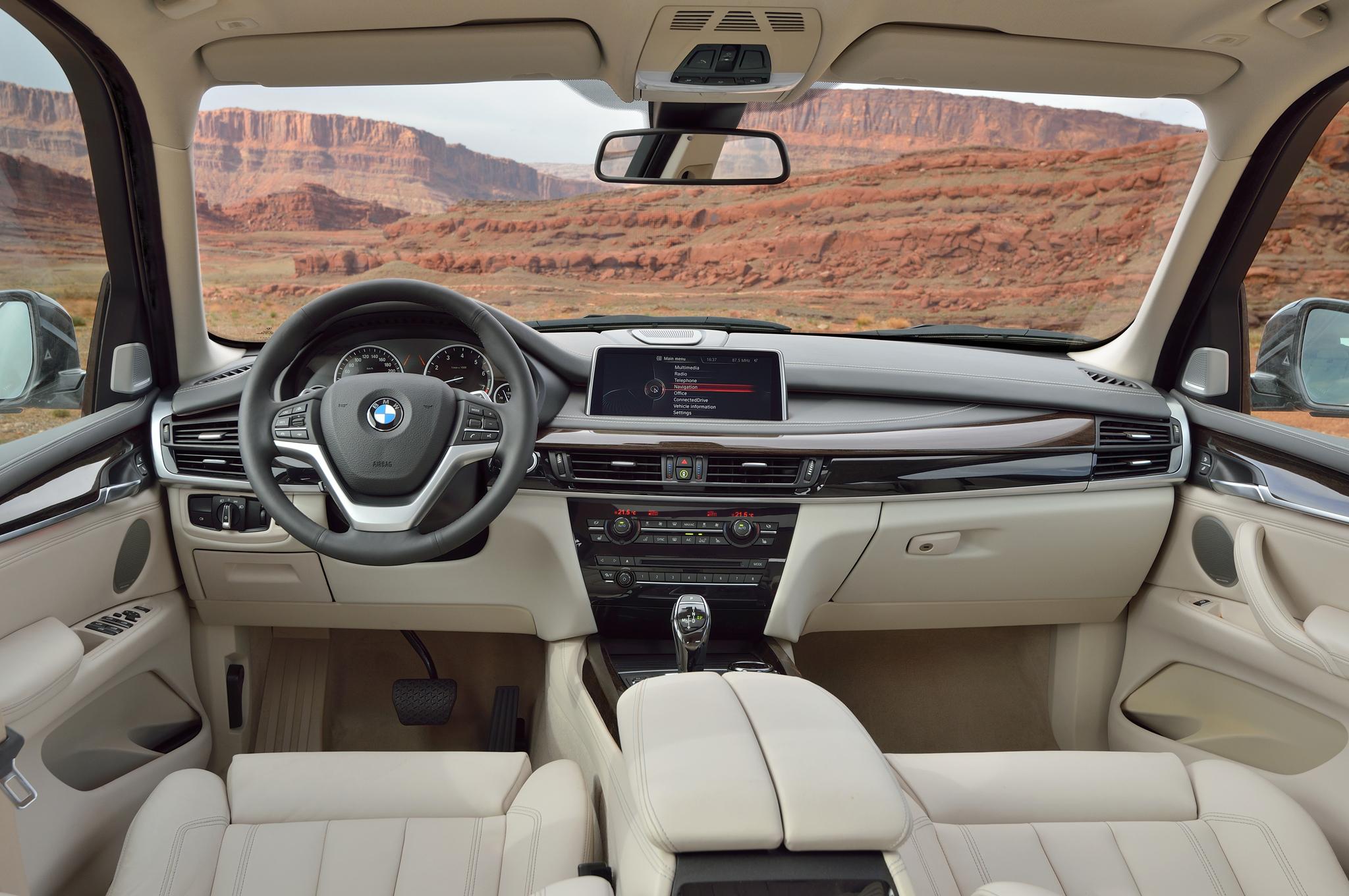 Обновление баварского модельного ряда: теперь BMW X5