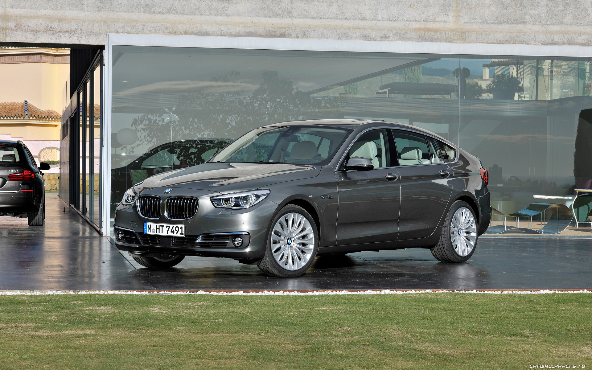 Официально: BMW понижает детали относительно своего 5 Series Gran Turismo