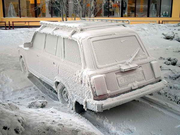 как водить автомобиль зимой