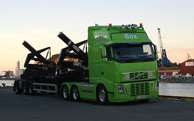 перевозки грузов правила