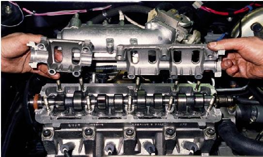 тюнинг двигателя Самара 1