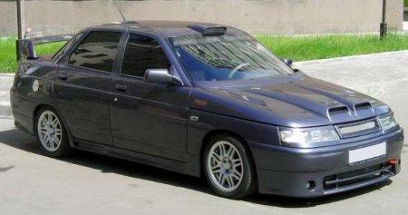 Тюниг ВАЗ 2110