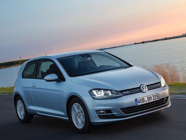Самый экономичный — VW Golf 1,9 TDI