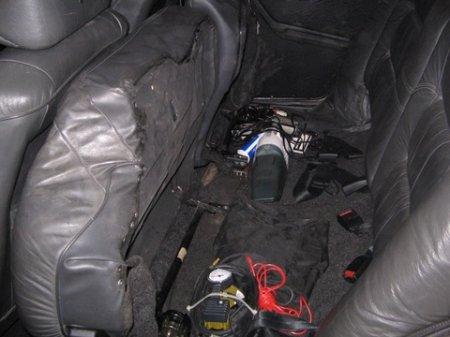 сидения с иномарки на ВАЗ 2106