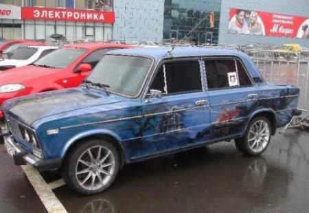 Тюнинг ВАЗ фото