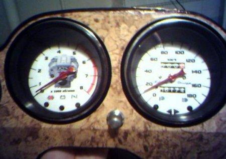 тюнинг шкалы приборов ВАЗ 2106