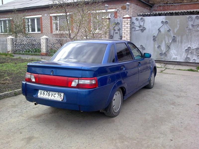 ВАЗ 2110 тюнинг