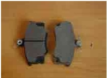 Тормозные колодки от ВАЗ 2112 на ВАЗ 2101