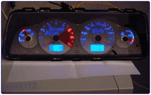 Замена приборной панель ВАЗ 2110, ВАЗ 2111, ВАЗ 2112