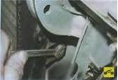 Снятие радиатора ваз 2101- 2107