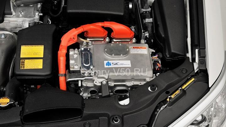 испытание полупроводников на Toyota Camry