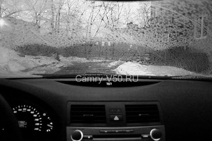 причины запотевания окон в машине