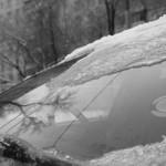 Обледенение стекол автомобиля