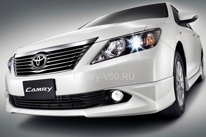 Toyota Camry покупка в автосалоне Москва