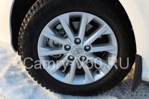 штатные диски Toyota 16R