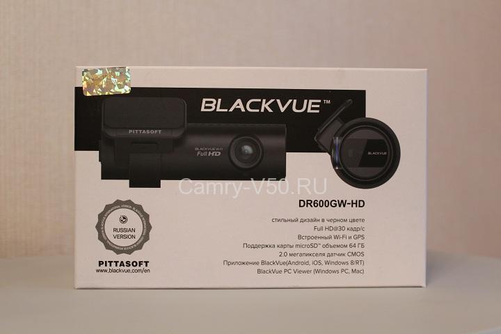 blackvue dr600gw hd видеорегистратор