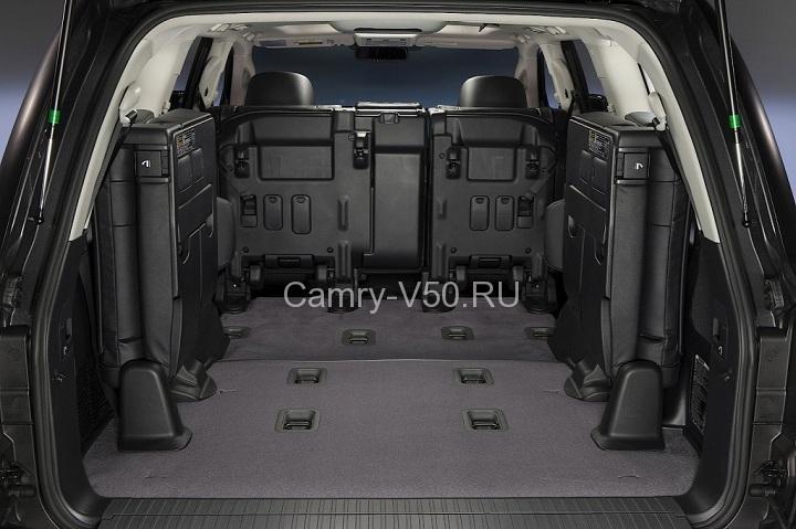 передняя панель Toyota Land Cruiser 200