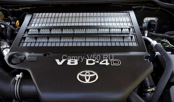 мотор Toyota Land Cruiser 200