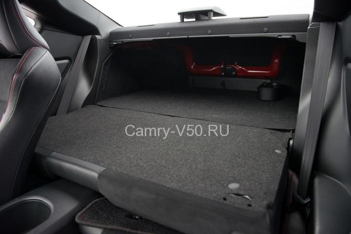 багажник Toyota GT86
