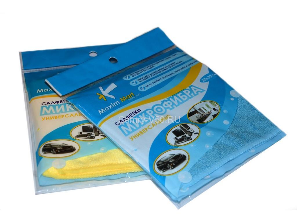 салфетки из микрофибры для автомобиля