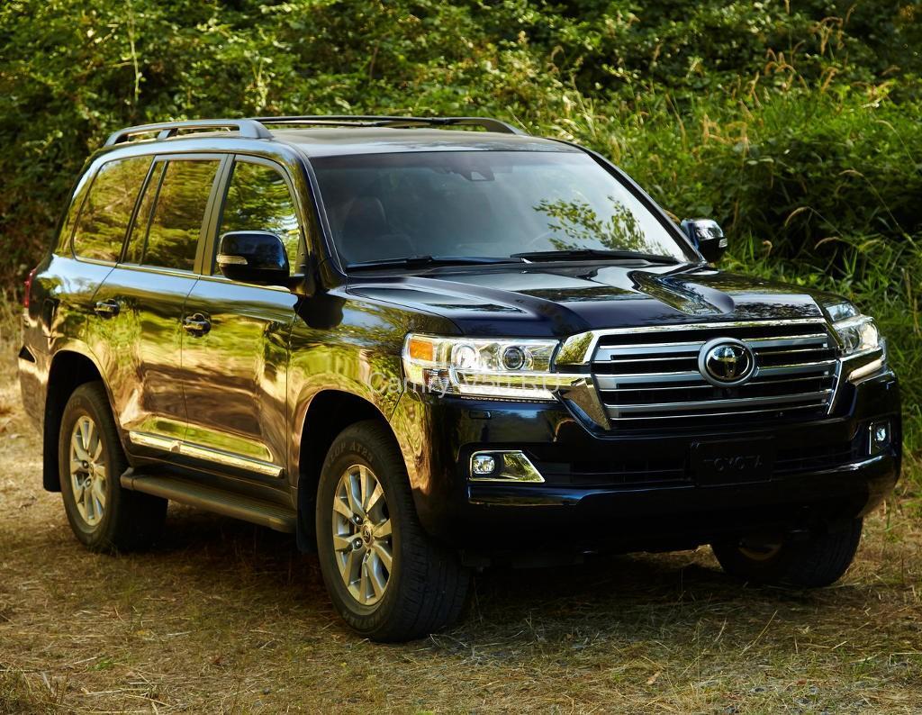 фото Toyota Land Cruiser 2016