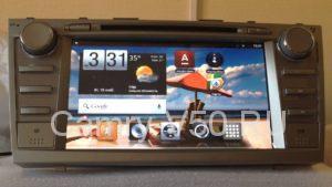 Магнитола на автомобиль с операционной системой Андроид