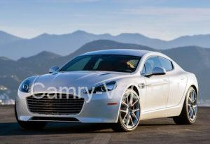 2013 Aston Martin Rapide S; top car design rating and specifications