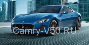 Двигатель, трансмиссия и шасси Maserati GranCabrio Sport1