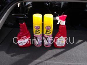 Химия для обслуживания автомобиля
