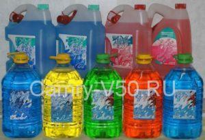 Использование ароматизаторов и омывателей1