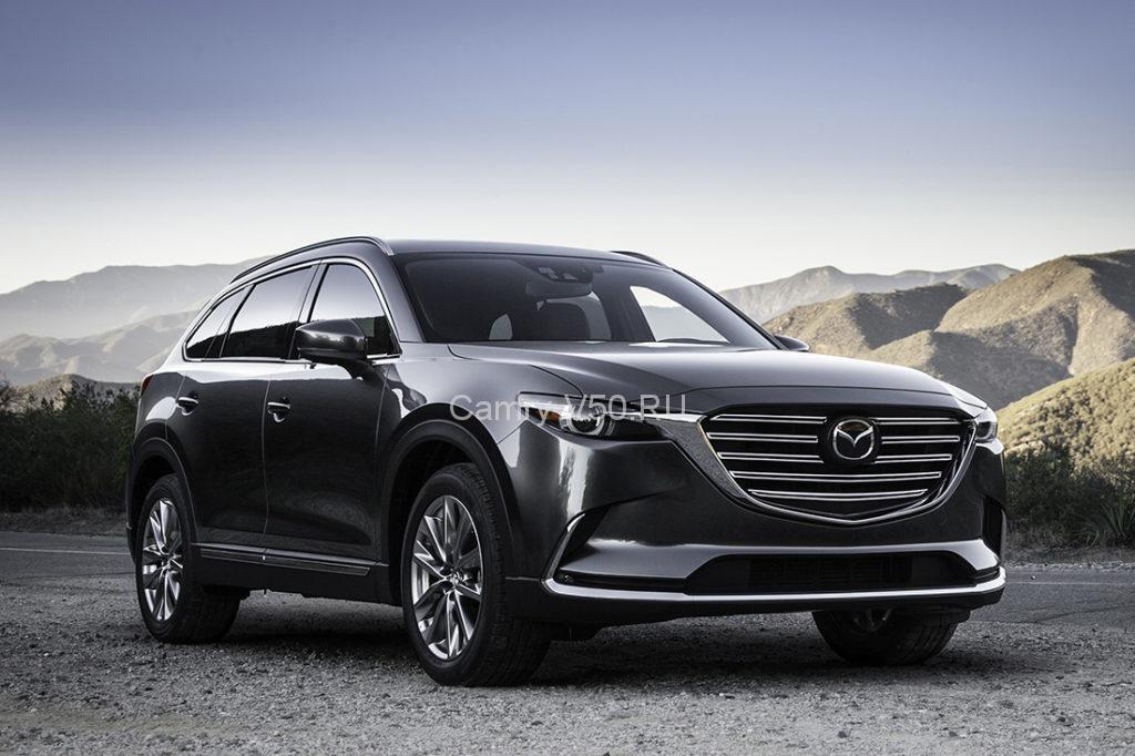 Mazda CX-9 – автомобиль премиум класса нового поколения