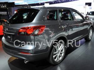 Mazda CX-9 – автомобиль премиум класса нового поколения1