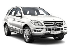 Mercedes M-Class планируют оснастить гибридной установкой
