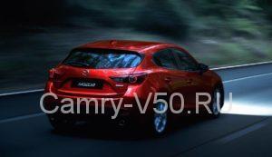 Обновленная Mazda 3 когда автомобиль становится искусством