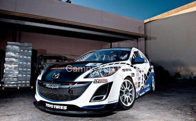 Обновленная Mazda 3 когда автомобиль становится искусством1