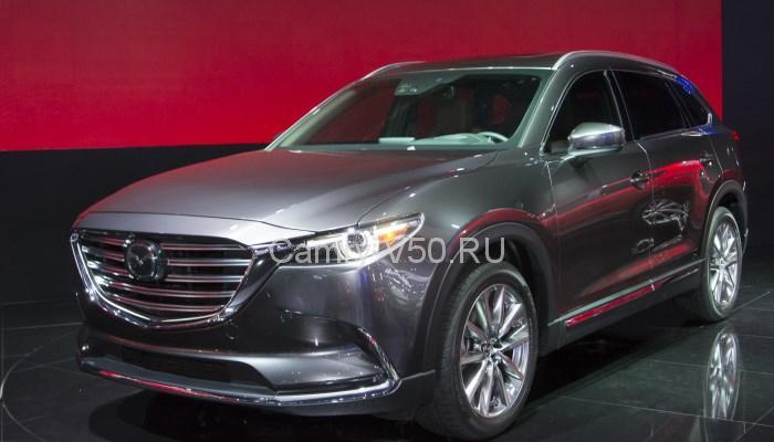 Обновленная Mazda СХ 7