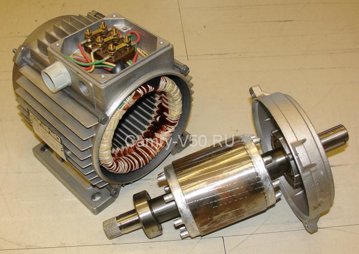 Основные части двигателя автомобиля1