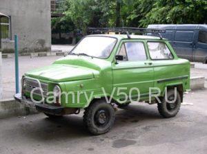 Российский автопарк на 50% состоит из старых машин1