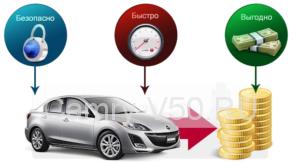 Срочный выкуп автомобилей недостатки и преимущества
