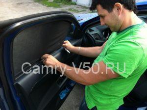 Тонировка стекол автомобиля1